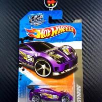 E-98A Hot Wheels Synkro HW Video Games Heroes Race Online Card