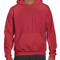 Jual Adult Hooded Sweatshirt (88500 GILDAN)  Murah