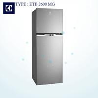 Electrolux - Kulkas 2 Pintu Etb 2600 Mg
