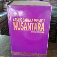kamus bahasa melayu nusantara