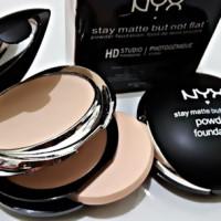 Jual NYX HD STUDIO - Bedak Stay Matte But Not Flat 2in1 : Powder+Foundation Murah