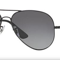 Jual RayBan 3558 002/T3 58 Grey Gradient Polarized Lens Murah