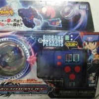 Takara Tomy Beyblade Super Control Big Bang Pegasis BBC-01 (NEW)