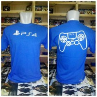 Harga baju gamers ps 4 gildan 100 cotton   antitipu.com