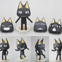 Revoltech Doko Demo Issyo Kuro Revoltech Friend Shop Limited MISB