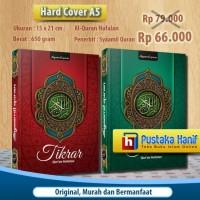 Al Quran Hafalan Tikrar Ukuran A5, AlQuran Syaamil Hard Cover