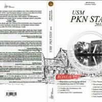 Buku Latihan USM PKN STAN Best Seller 2016
