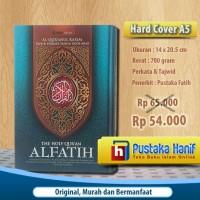 Al Quran Al Fatih 15 in 1 - AlQuran Tajwid A5 Tafsir Per Kata