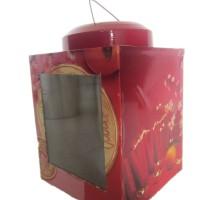 Kaleng Kerupuk Mini Edisi Imlek Ukuran 11 X 13 Cm