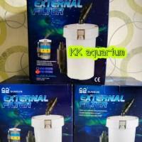 Sunsun external filter hw 603b mini canister filter Limited