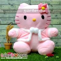 Jual Boneka Hello Kitty Mantel Pink Ukuran Large ( K - 39738 Berkualitas Murah
