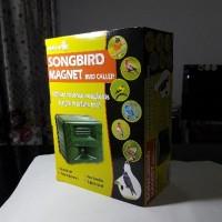 Songbird Magnet Bird Caller Mesin Nyanyian Burung Mudah Berkualitas