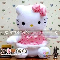 Jual Boneka Hello Kitty Mantel ( K - 10 ) Berkualitas Murah