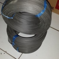 Plastik Tali Webbing Peti Kemas Strapping Band Clamp Limited