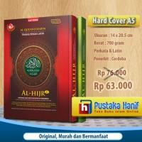 Al Quran Al Hijr Cordoba A5 - Terjemah Per kata Warna & Latin