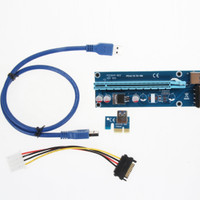 PCI Express PCIe Riser Card 1x to 16x for Bitcoin mining - READY STOCK