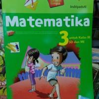 MATEMATIKA KELAS 3 SD KURIKULUM KTSP PENERBIT GLOBAL