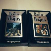 Jual zippo Beatles Murah