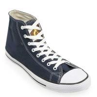 Jual Edberth High Basic Sepatu Sneakers No.43 Murah
