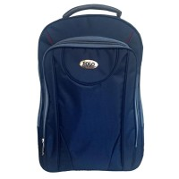 Polo USA Ocean Rasta Laptop Backpack + Raincover - Navy