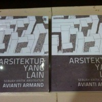 Arsitektur yang Lain -Avianti Armand