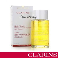 CLARINS TONIC BODY TREATMENT OIL (UK. TRIAL SIZE 30 ML)