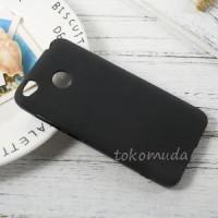 Case Xiaomi Redmi 4x Note 4 4x Ultraslim Matte softcase Black Dove