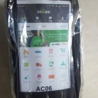 Tas Holder HP Sepeda Motor Gojek Grab Uber Phone Roswheel Ojek Online