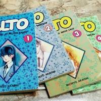 Komik Jadul Alto 1-4 Tamat by Michiyo Akaishi