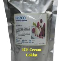 Ice Cream Vanilla Frizco 500gr Instant Powder Frisco Bubuk Es Krim