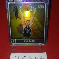 Jual Basketball cards Donruss Optic 2017 Crashers Refractor Paul Gasol #3 Murah