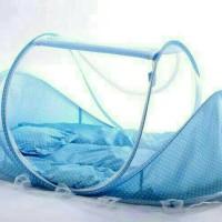 Jual KELAMBU BAYI MUSIK SERIES 3IN1 Kasur dan Bantal Tempat Tidur Baby Murah