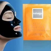 Jual Masker lumpur mud mask naturgo shiseido Murah
