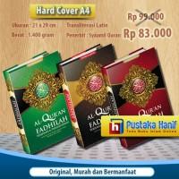 Al-Quran Fadhilah A4 Syaamil - Terjemah dan Transliterasi Latin