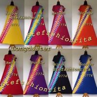 Longdress Bali Motif Miss Universe 0774