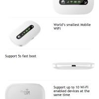 Huawei MI-FI Hotspot 3G E5220