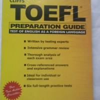 Cliff TOEFL Preparation Guide