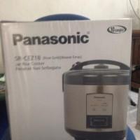 Rice Cooker Magic Jar Panasonic SR-CEZ18 Mawar Emas