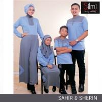 Baju Muslim Keluarga Besar, Koleksi Baju Couple Terbaru, Couple Silmi