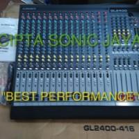 mixer allen heath gl2400 16 ch