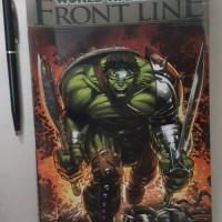 Jual Komik Marvel World War Hulk Front Line Murah