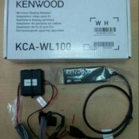 DONGLE WIFI KENWOOD KCL-WL100 SMARTPHONE MIRRORLINK