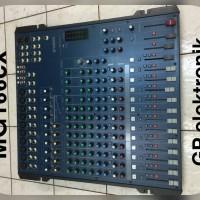 audio mixer yamaha MG166CX