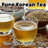 300g Pure Korean Tea (barley boricha / corn oksusu cha) import Korea