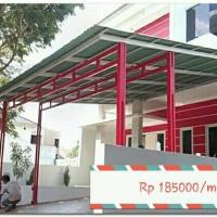 Jual Canopy Baja Ringan Pagar Minimalis Dll Kab Bandung Tunas