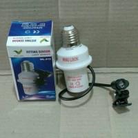 Jual sensor cahaya otomatis/fitting sensor Murah