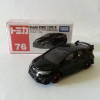 Tomica 76 Honda Civic Type R Black