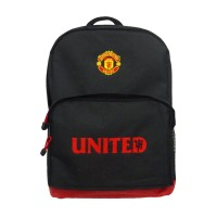 Jual Tas Klub Bola Man United Backpack Hitam Murah