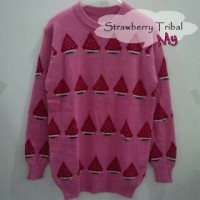 Jual HV7979 Strawberry Tribal KODE BIS8033 Murah