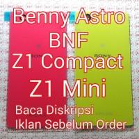 Back Cover, Back Door, Sony Xperia Z1 Compact, Z1 Mini, D5503, Docomo